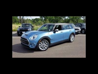 2017 MINI Clubman lease in Denver,CO - Swapalease.com