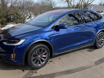 2019 Tesla Model X lease in Edina,MN - Swapalease.com