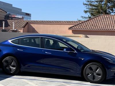2019 Tesla Model 3 lease in Santa Clara,CA - Swapalease.com