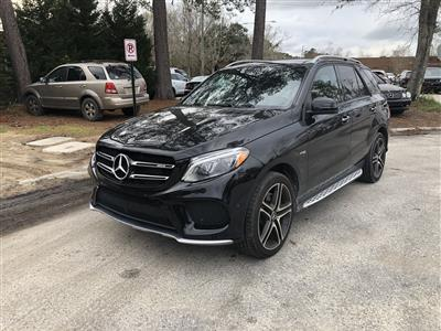 2018 Mercedes-Benz GLE-Class lease in Charleston,SC - Swapalease.com