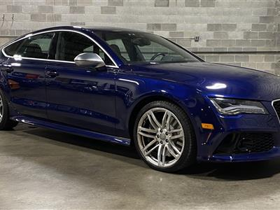 2014 Audi RS7 lease in Hasbrouck,NJ - Swapalease.com