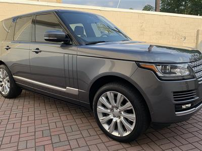 2015 Land Rover Range Rover lease in Hasbrouck,NJ - Swapalease.com