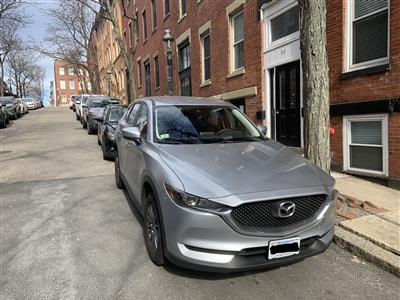 2019 Mazda CX-5 lease in Charlestown,MA - Swapalease.com