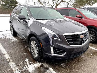 2018 Cadillac XT5 lease in Plymouth,MI - Swapalease.com