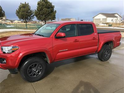 2018 Toyota Tacoma lease in BISMARCK,ND - Swapalease.com