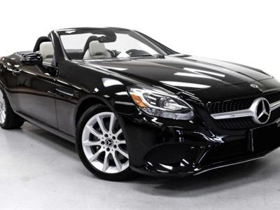 2018 Mercedes-Benz SLC Roadster lease in Los Angeles,CA - Swapalease.com