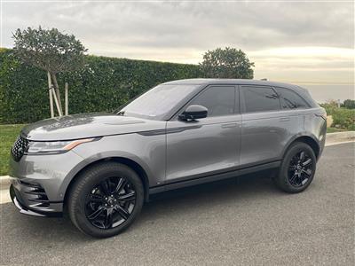 2018 Land Rover Velar lease in Torrance,CA - Swapalease.com