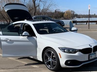2019 BMW 4 Series lease in Blaine,MN - Swapalease.com