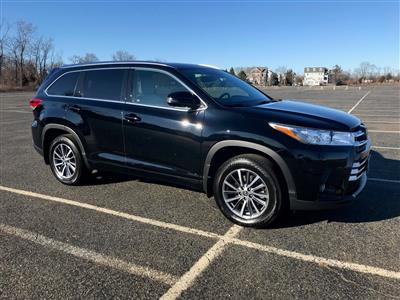 2018 Toyota Highlander lease in Fairfield,CT - Swapalease.com