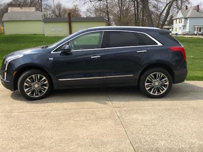 2019 Cadillac XT5 lease in Ashtabula,OH - Swapalease.com