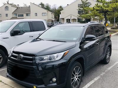 2017 Toyota Highlander lease in Westville,NJ - Swapalease.com