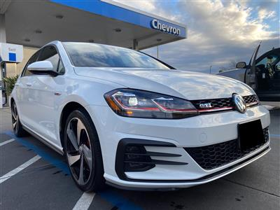 2018 Volkswagen Golf GTI lease in Daly,CA - Swapalease.com