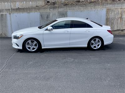 2019 Mercedes-Benz CLA Coupe lease in Omaha,NE - Swapalease.com