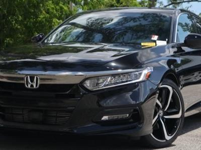 2018 Honda Accord lease in Willingford,CT - Swapalease.com