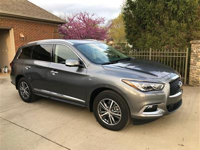 2020 Infiniti QX60 lease in Lexington,KY - Swapalease.com