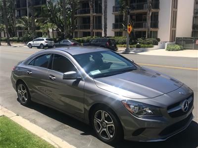 2019 Mercedes-Benz CLA Coupe lease in La Jolla,CA - Swapalease.com