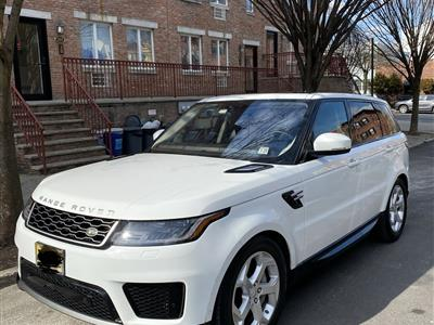 2018 Land Rover Range Rover Sport lease in Brooklyn,NY - Swapalease.com