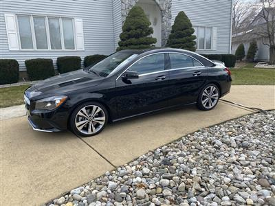 2019 Mercedes-Benz CLA Coupe lease in Bensalem,PA - Swapalease.com