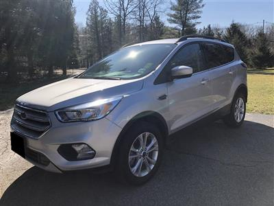 2018 Ford Escape lease in SUMMIT,NJ - Swapalease.com