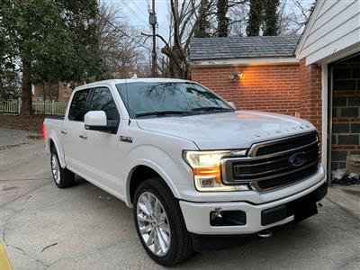 2018 Ford F-150 lease in Baltimore,MD - Swapalease.com