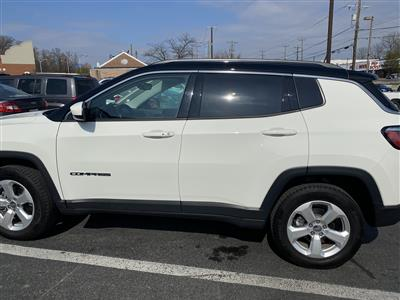 2019 Jeep Compass lease in Rockville,MD - Swapalease.com