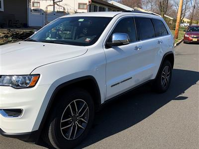 2019 Jeep Grand Cherokee lease in Parlin,NJ - Swapalease.com