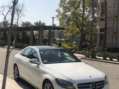 2018 Mercedes-Benz C-Class lease in Anaheim,CA - Swapalease.com
