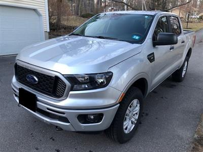2019 Ford Ranger lease in Salem,NH - Swapalease.com