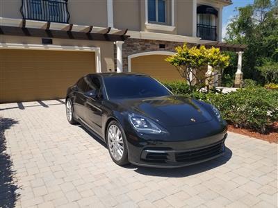 2018 Porsche Panamera lease in St Petersburg,FL - Swapalease.com