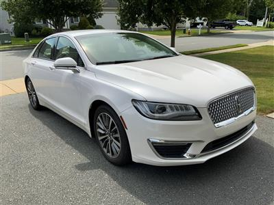 2019 Lincoln MKZ lease in New Bedford,MA - Swapalease.com