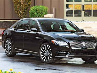 2018 Lincoln Continental lease in Rochester,MI - Swapalease.com