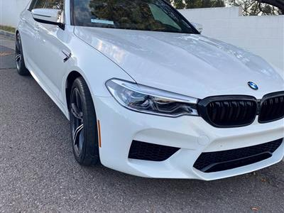 2019 BMW M5 lease in West Covina,CA - Swapalease.com