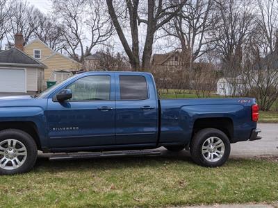 2018 Chevrolet Silverado 1500 lease in Rochester,NY - Swapalease.com