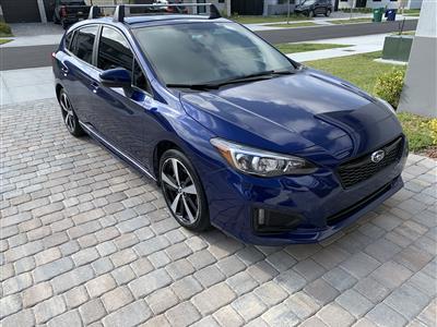 2018 Subaru Impreza lease in Miami,FL - Swapalease.com