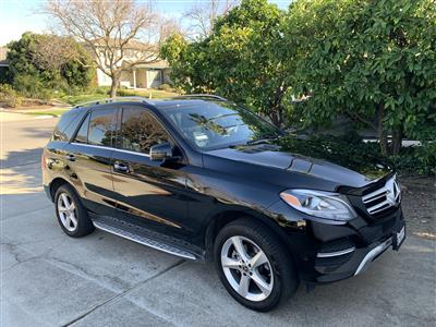 2018 Mercedes-Benz GLE-Class lease in San Jose,CA - Swapalease.com