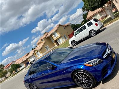 2019 Mercedes-Benz C-Class lease in El Cajon,CA - Swapalease.com