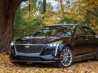 2019 Cadillac CT6 lease in Lakewood,NJ - Swapalease.com