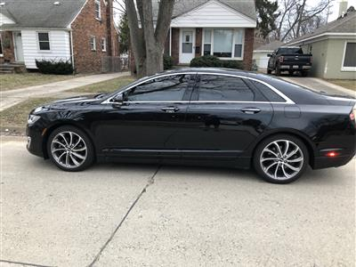 2018 Lincoln MKZ lease in Dearborn Hts,MI - Swapalease.com