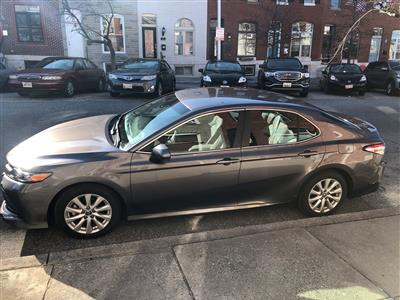 2018 Toyota Camry lease in Balitmore,MD - Swapalease.com