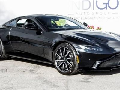 2019 Aston Martin Vantage lease in West Hollywood,CA - Swapalease.com