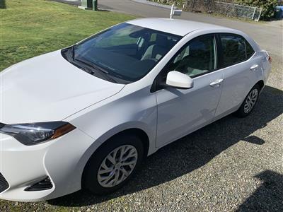 2018 Toyota Corolla lease in Puyallup,WA - Swapalease.com
