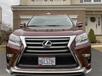 2017 Lexus GX 460 lease in Grove City ,OH - Swapalease.com