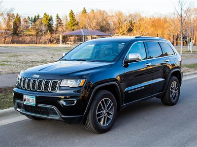 2018 Jeep Grand Cherokee lease in Victoria,MN - Swapalease.com