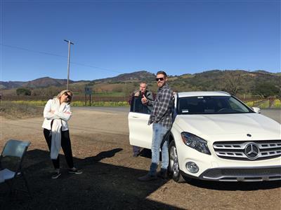 2018 Mercedes-Benz GLA SUV lease in San Francisco,CA - Swapalease.com