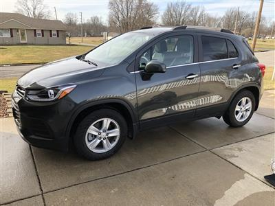 2019 Chevrolet Trax lease in Youngstown,OH - Swapalease.com