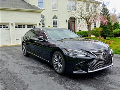 2018 Lexus LS 500 lease in Freehold,NJ - Swapalease.com