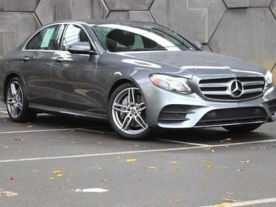 2019 Mercedes-Benz E-Class lease in Walnut Creek,CA - Swapalease.com