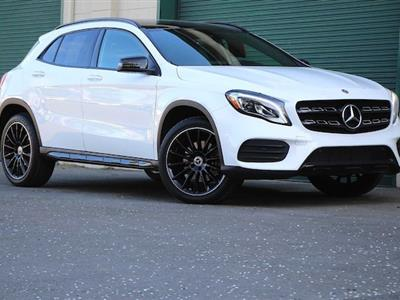 2020 Mercedes-Benz GLA SUV lease in Walnut Creek,CA - Swapalease.com