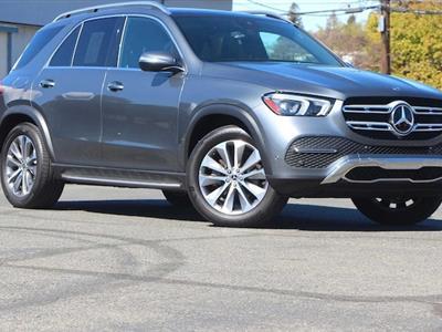 2020 Mercedes-Benz GLE-Class lease in Walnut Creek,CA - Swapalease.com