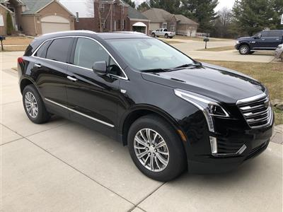 2019 Cadillac XT5 lease in Chesterfield,MI - Swapalease.com